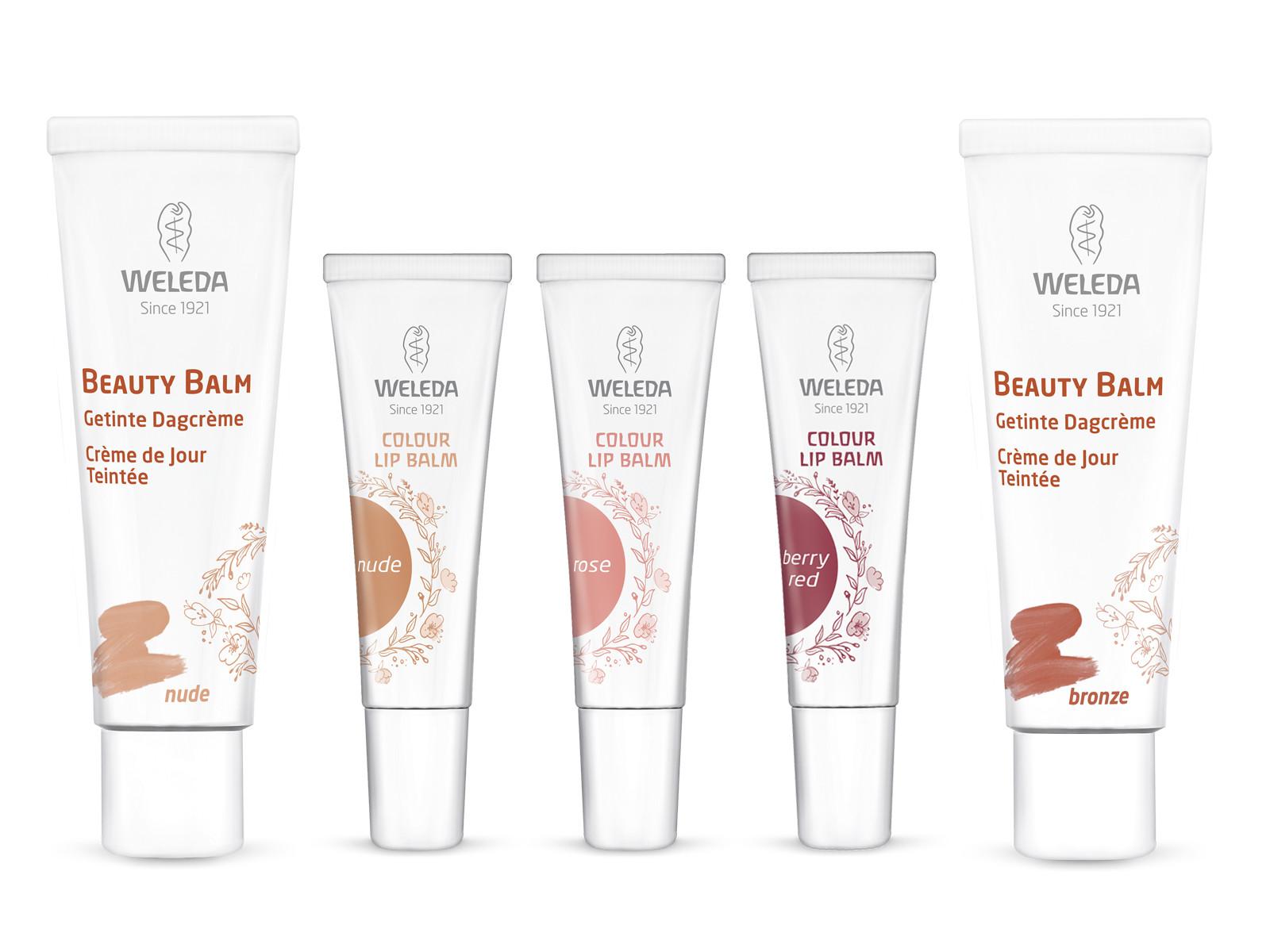Afbeeldingsresultaat voor weleda lip balm beauty balm