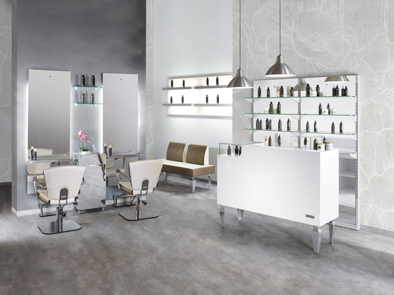 Nieuwe showroom Salon Ambience by Happy Hair